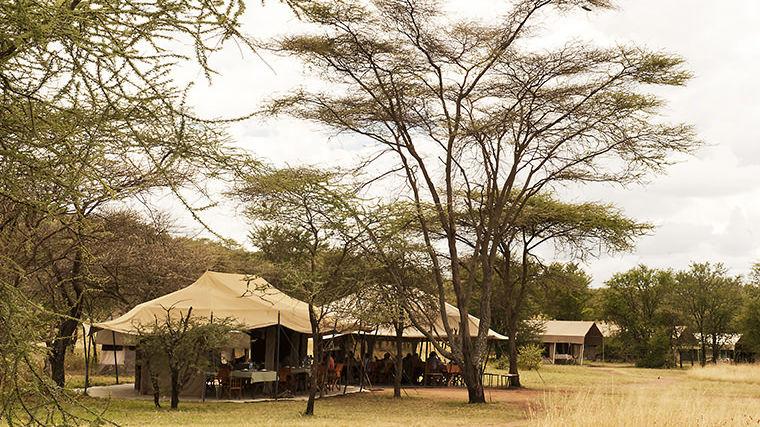 Mara Kati Kati Tented Camp » Matoke