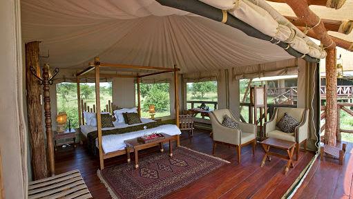Mara Rianta luxury camp » Matoke