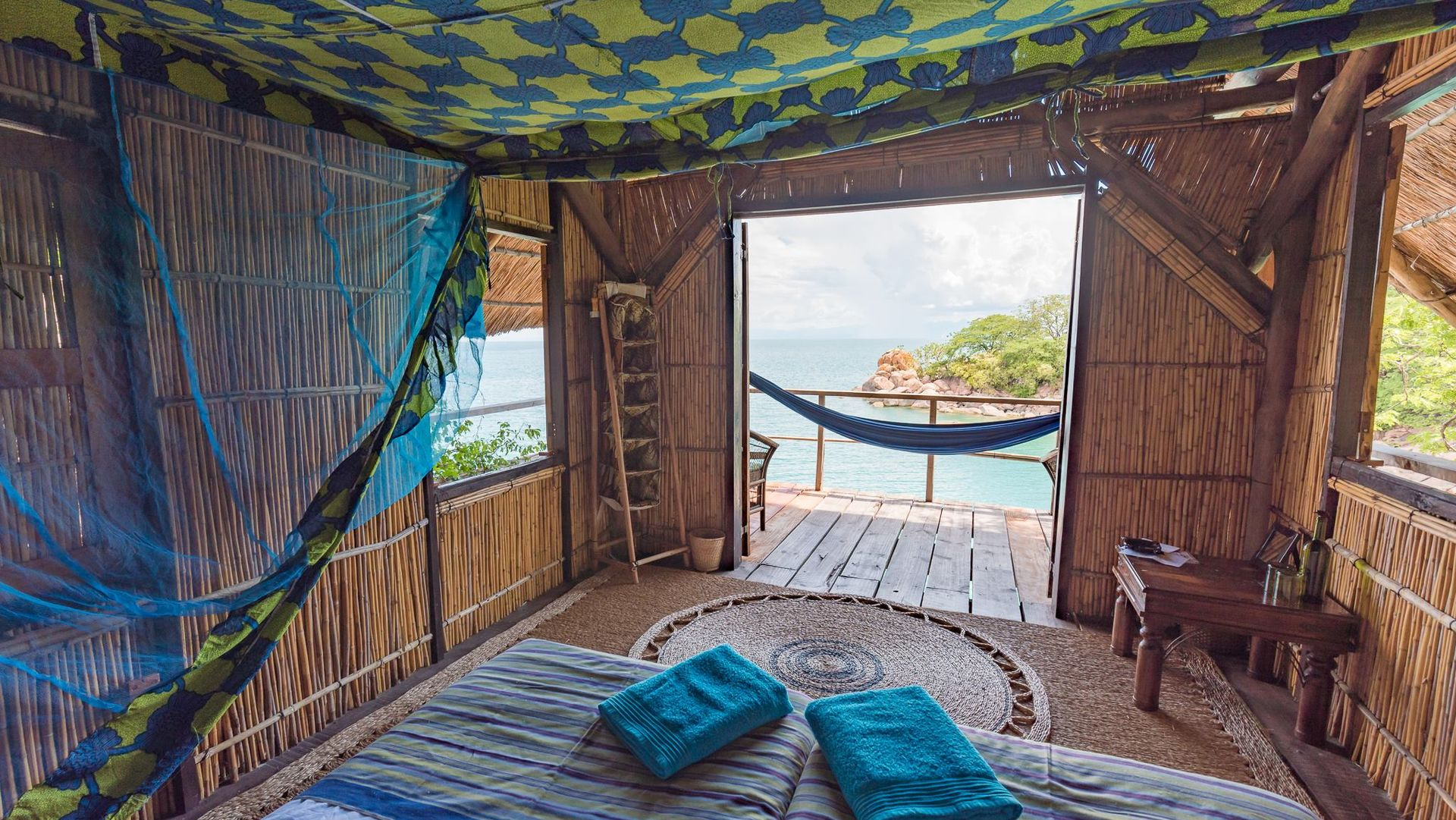 Mumbo Island Camp » Matoke