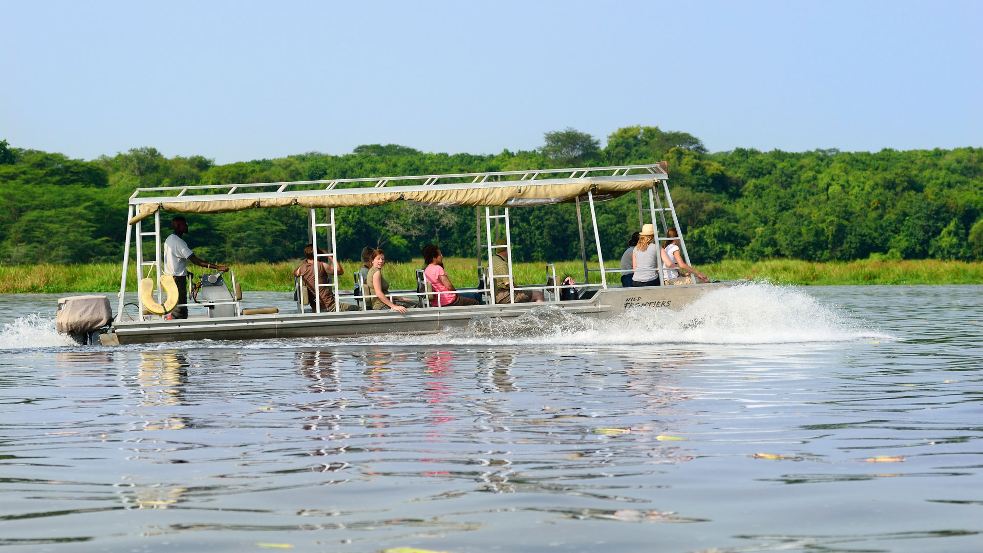 Uganda reizen Oeganda – Murchison Falls – Matoke Tours