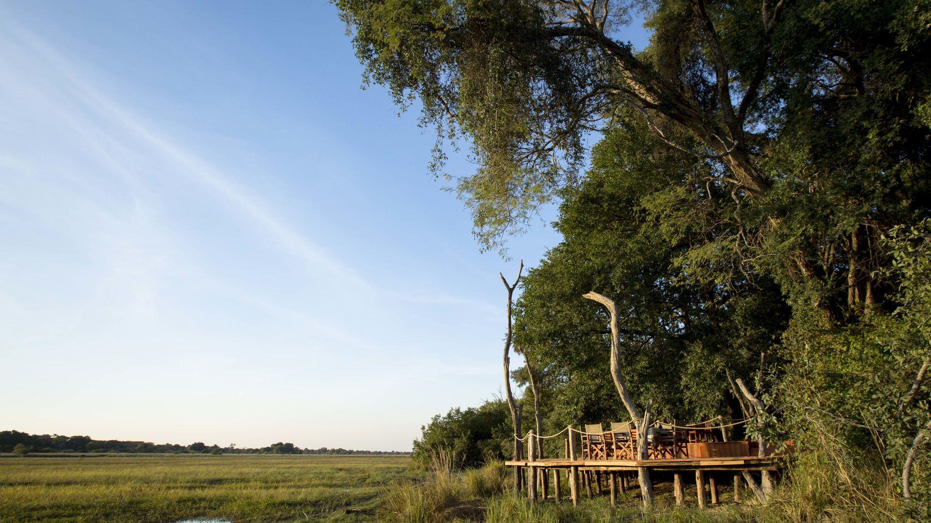 Musekese Bush Camp » Matoke