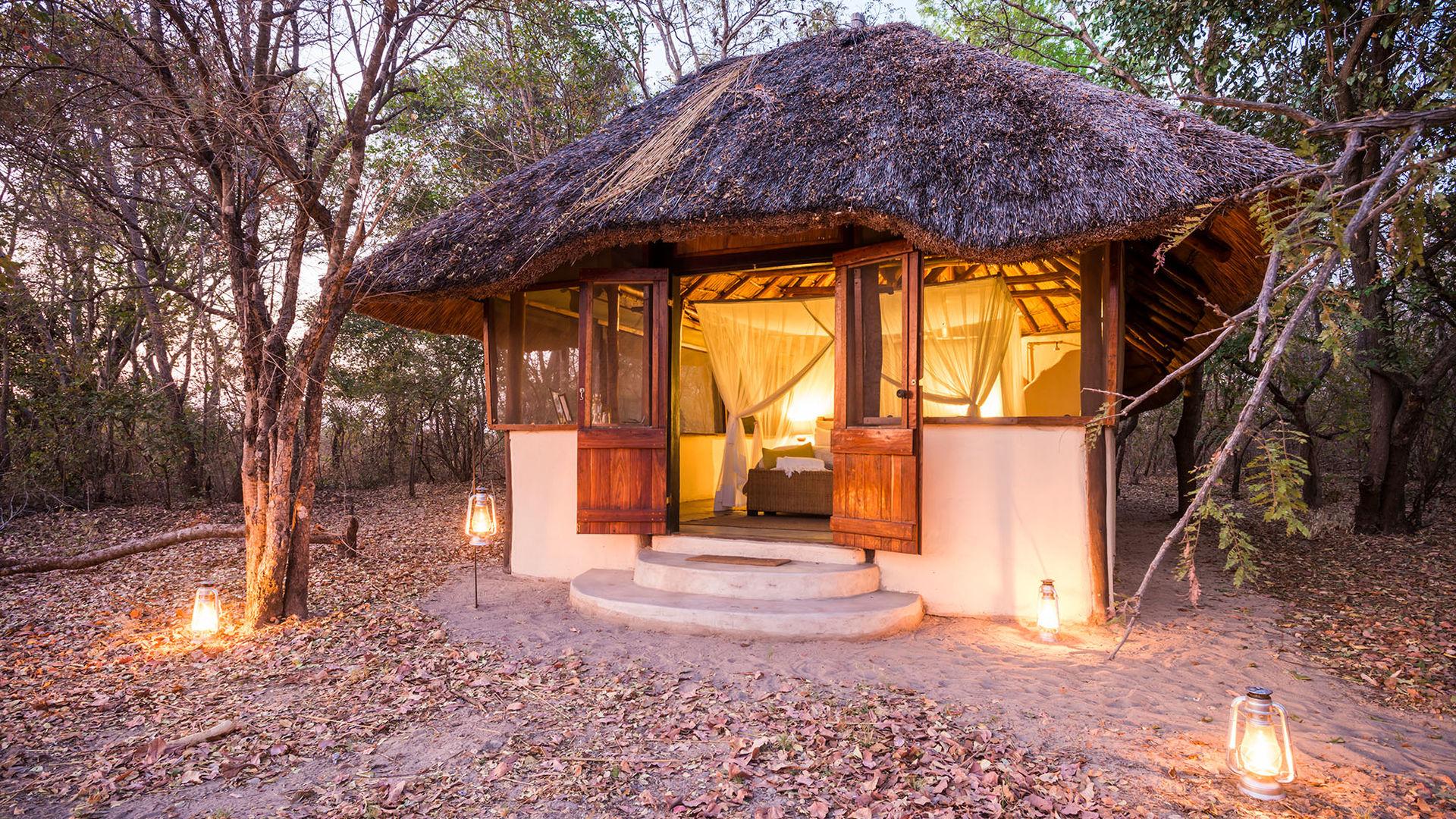 Nanzhila Plains Safari Camp » Matoke