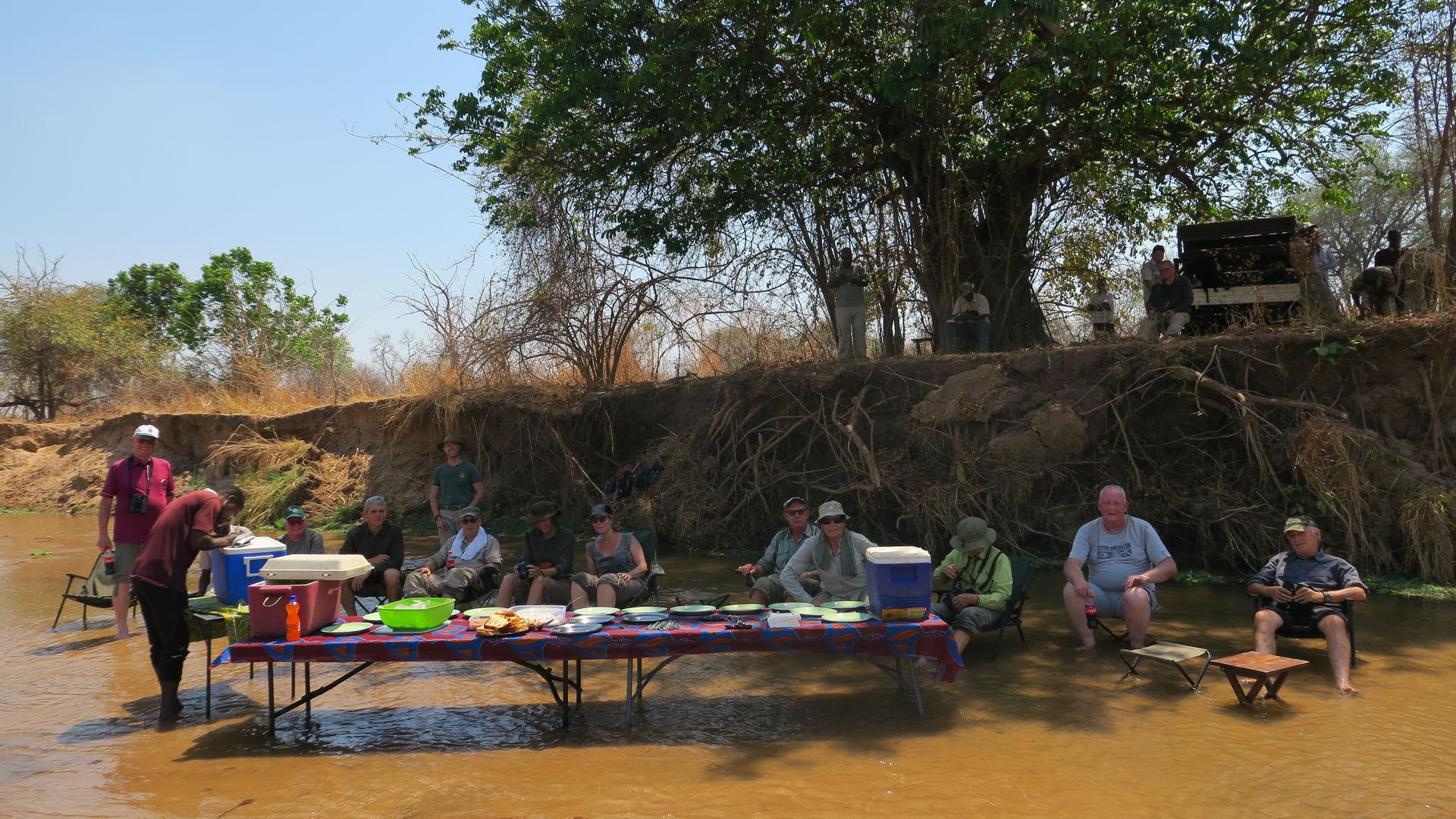 Beste reistijd Zambia - Weer, klimaat & regenseizoen informatie