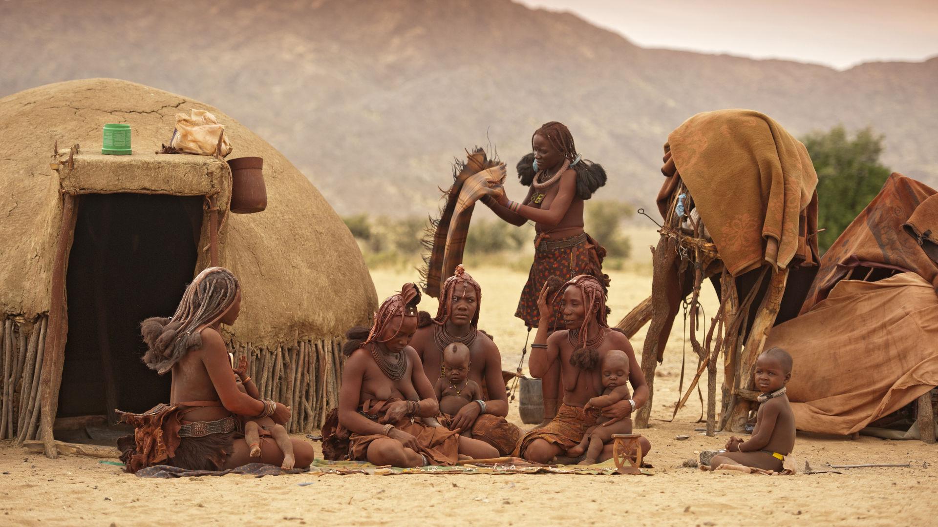 Skeleton Coast en Kaokoland in Namibie - Matoke Tours