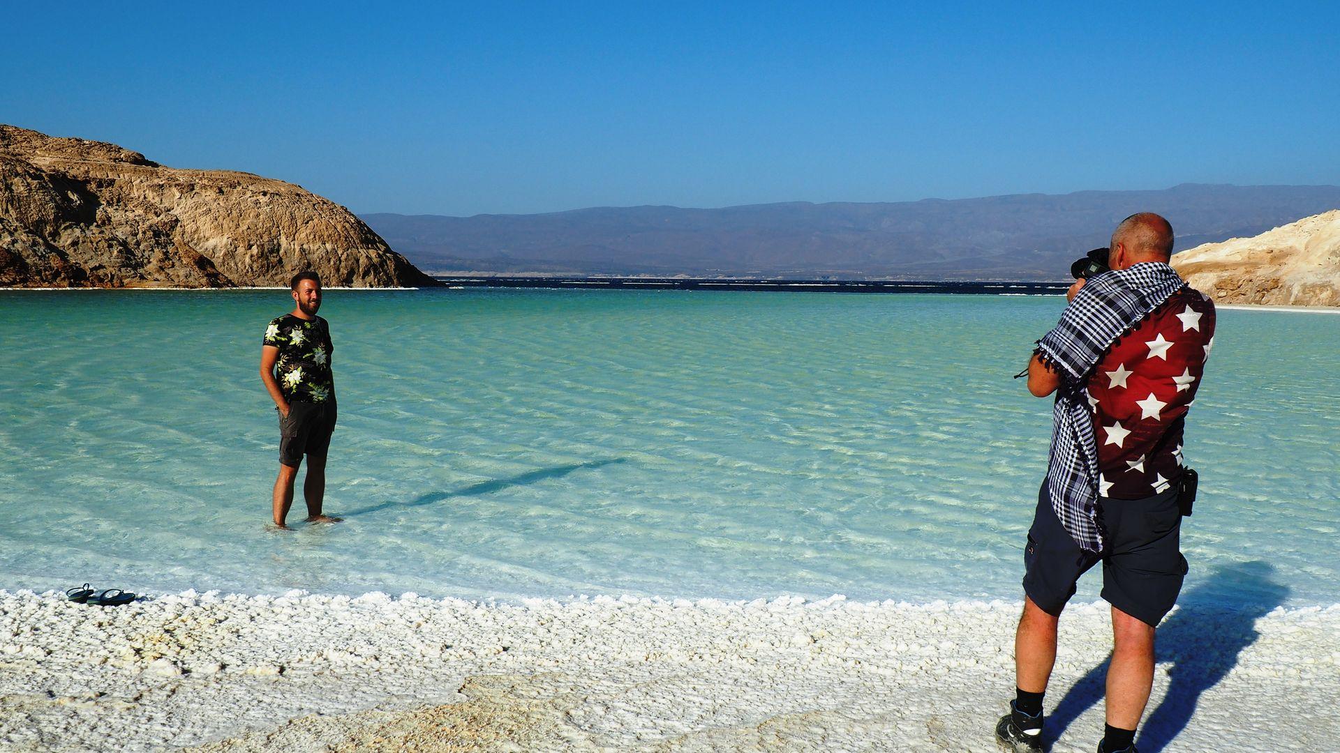 Beste reistijd Djibouti - Weer, klimaat & regenseizoen informatie