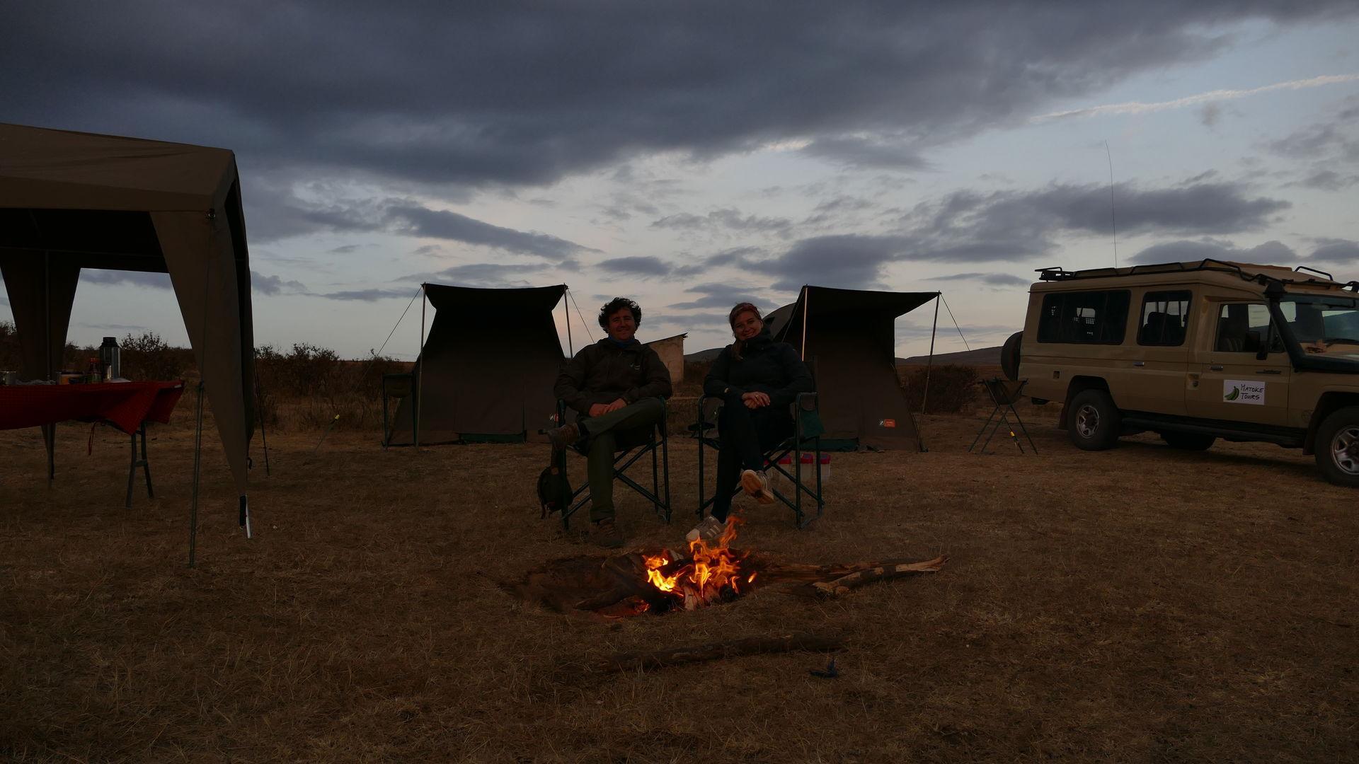 Bulati Special Campsite » Matoke