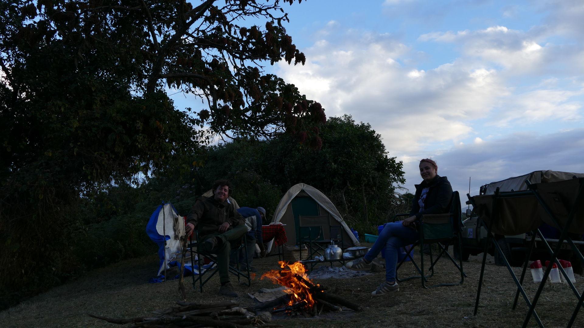 Empakai Special Campsite » Matoke