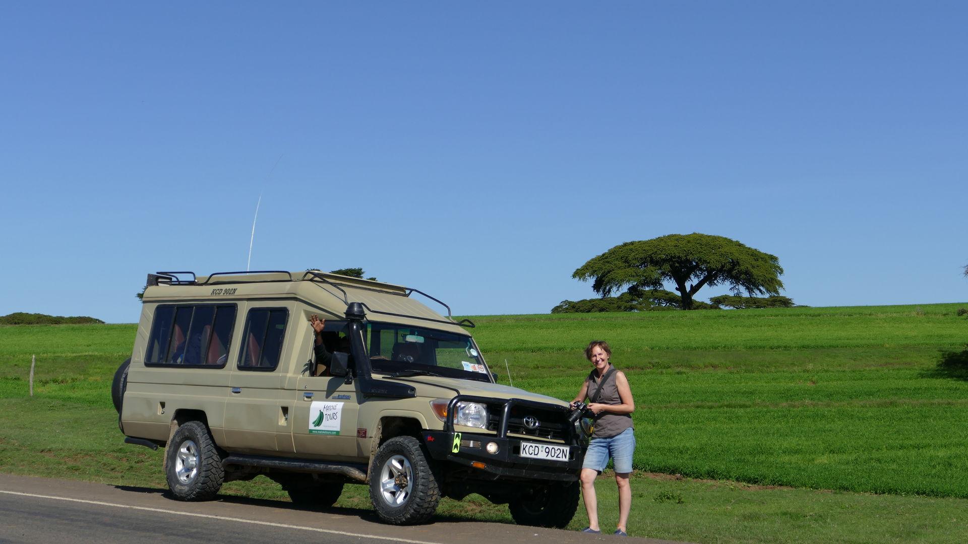Privéreis Kenia compleet safari - 14 dagen | Matoke Tours