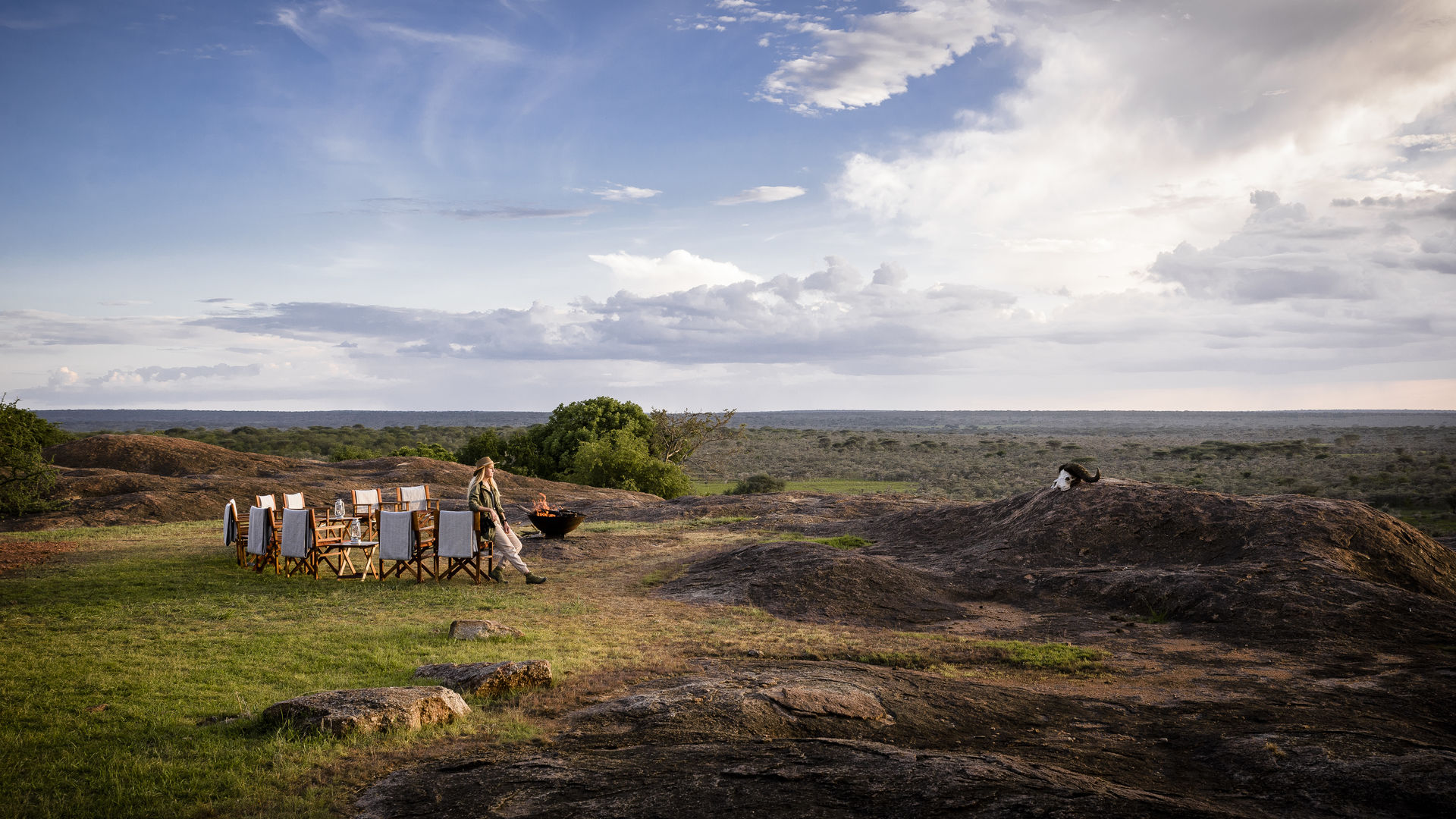 Sanctuary Kichakani Serengeti Camp » Matoke