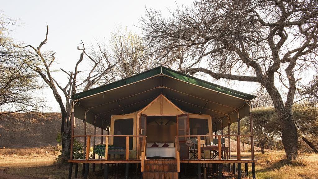 Sanctuary Kusini Camp » Matoke