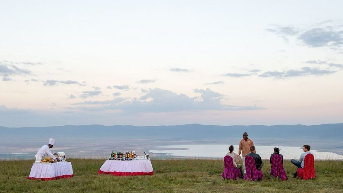Ngorongoro Serena Lodge » Matoke