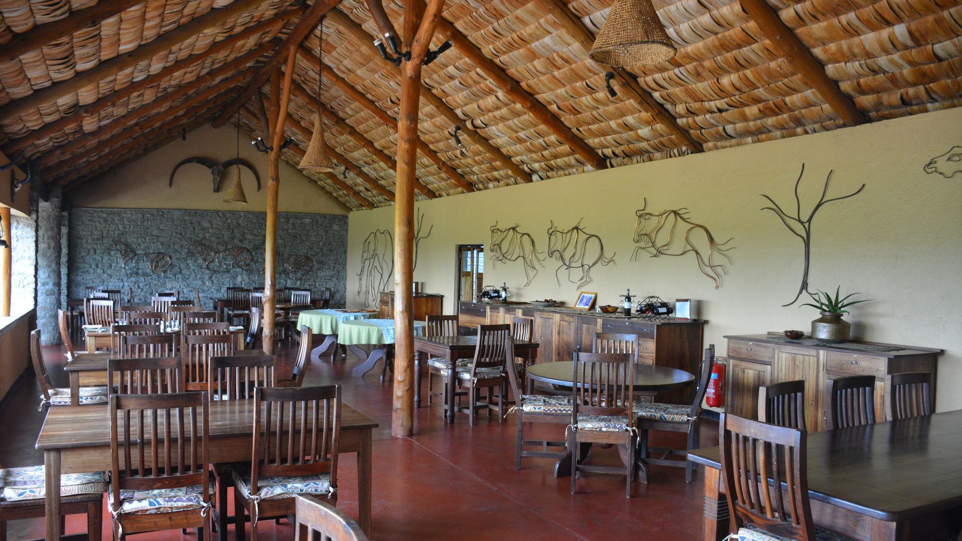 Ndutu Safari Lodge » Matoke