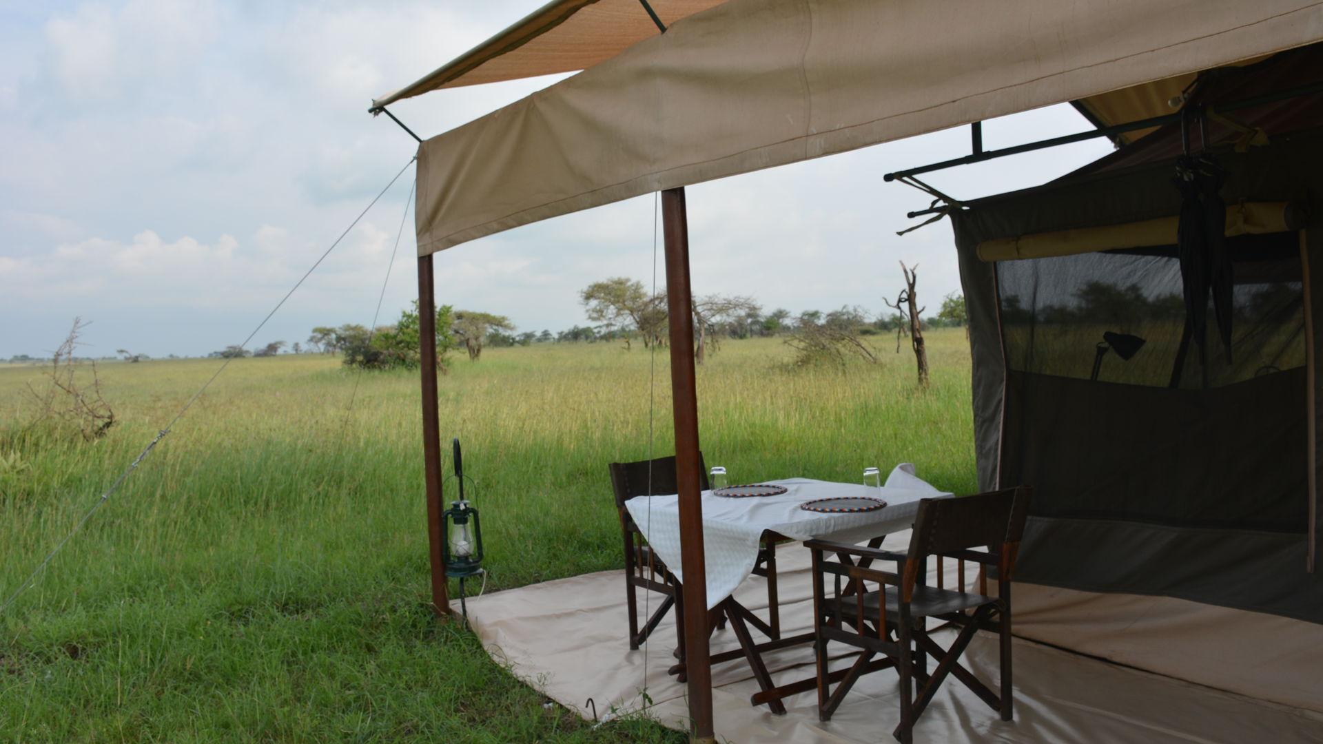 Tanzania Bush Camp Mara » Matoke