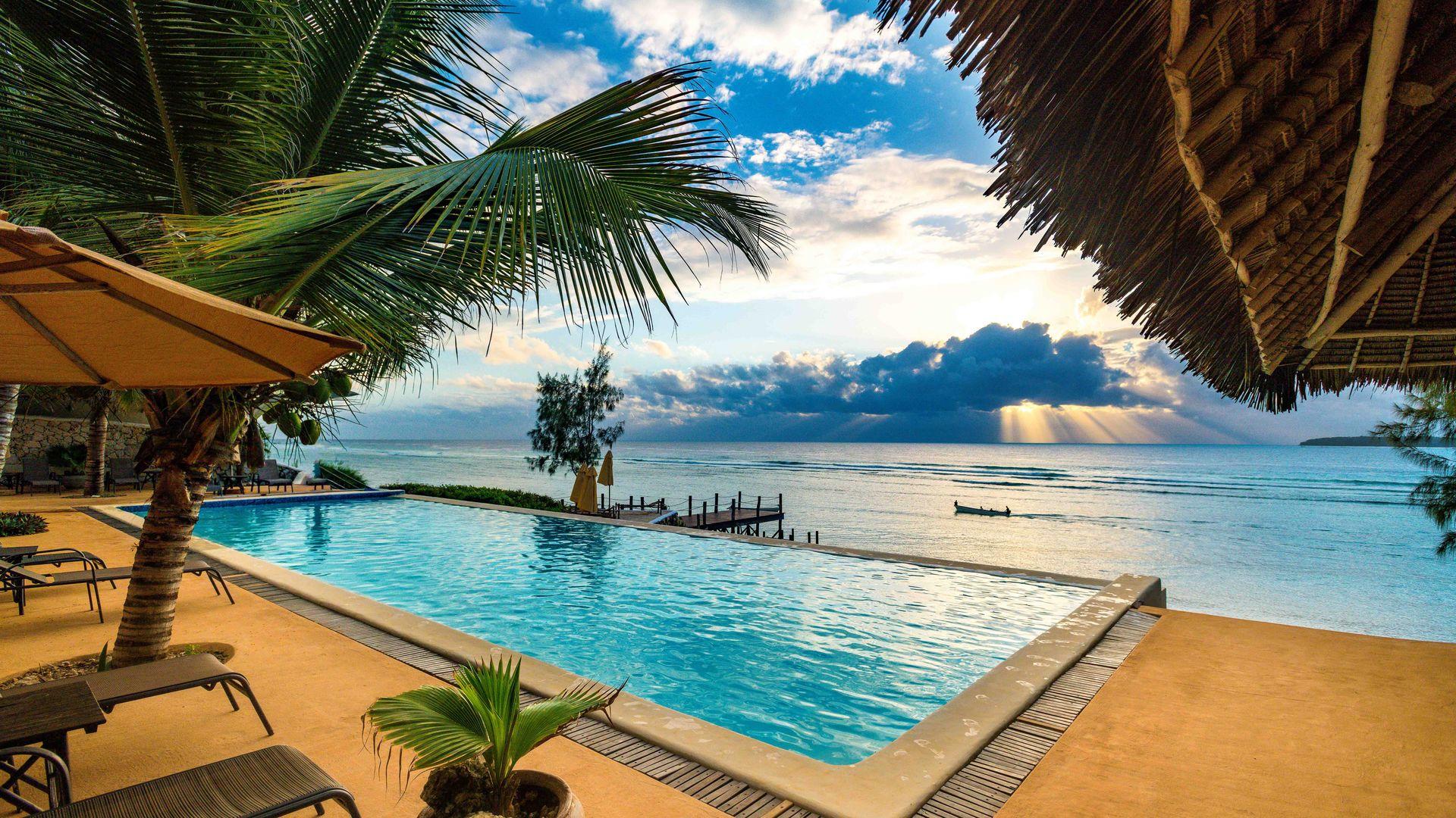 Sunshine Marine Lodge » Matoke