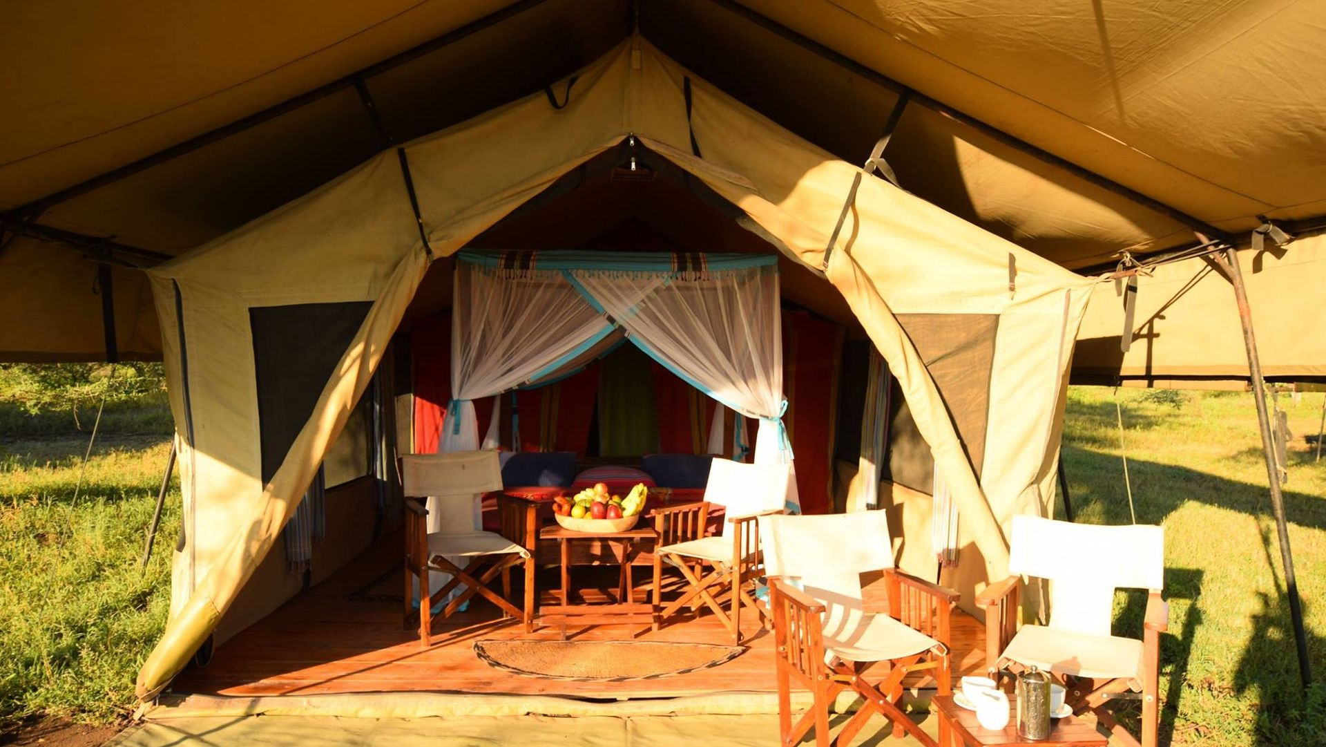 Tingitana Central Camp » Matoke
