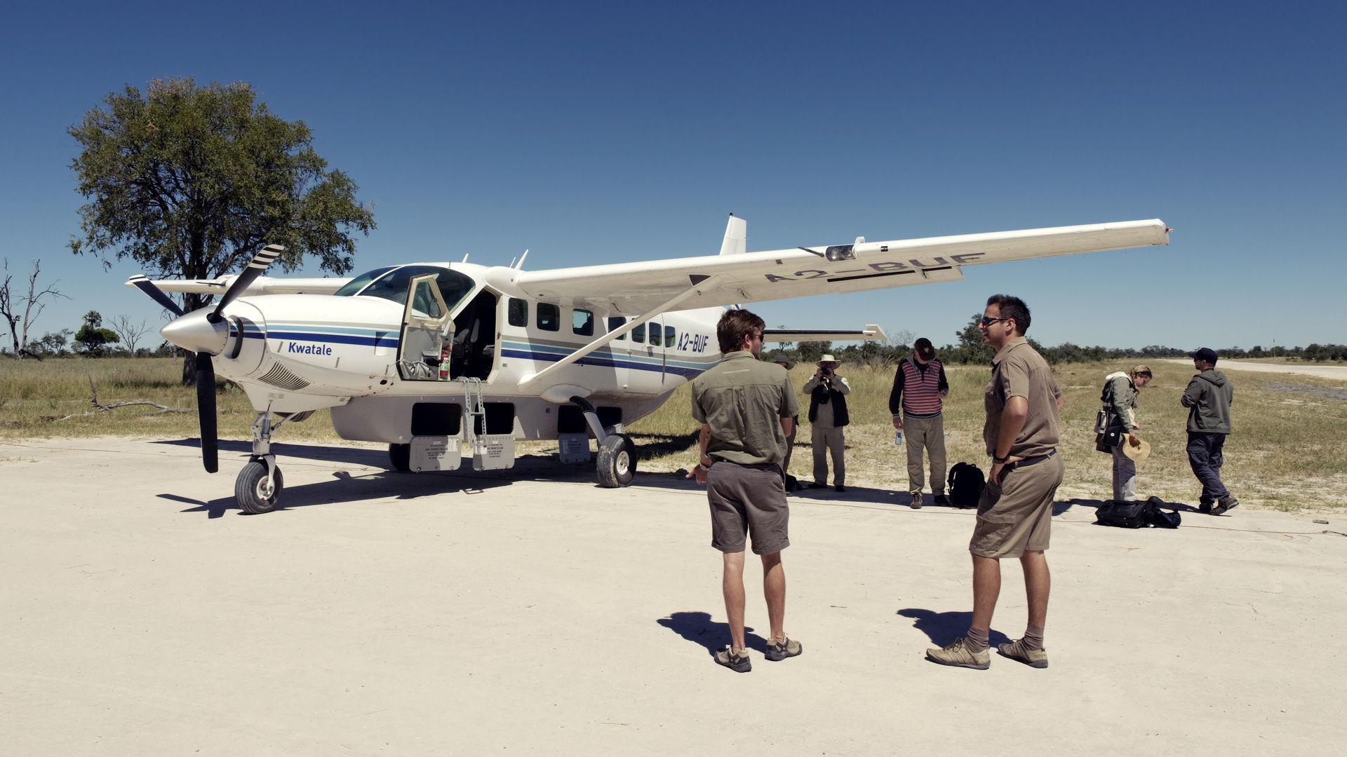 Botswana, Zambia en Malawi rondreis - Safari en Beach