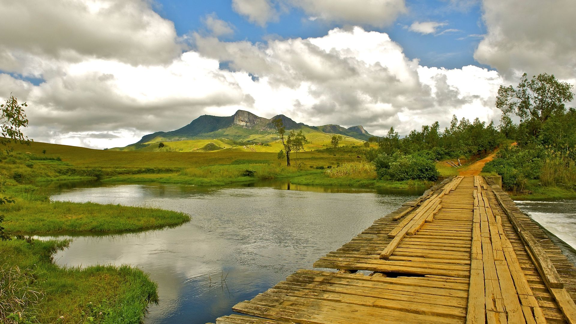 Reizen in Madagascar