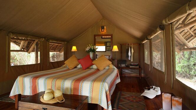 Tortilis Camp Amboseli » Matoke