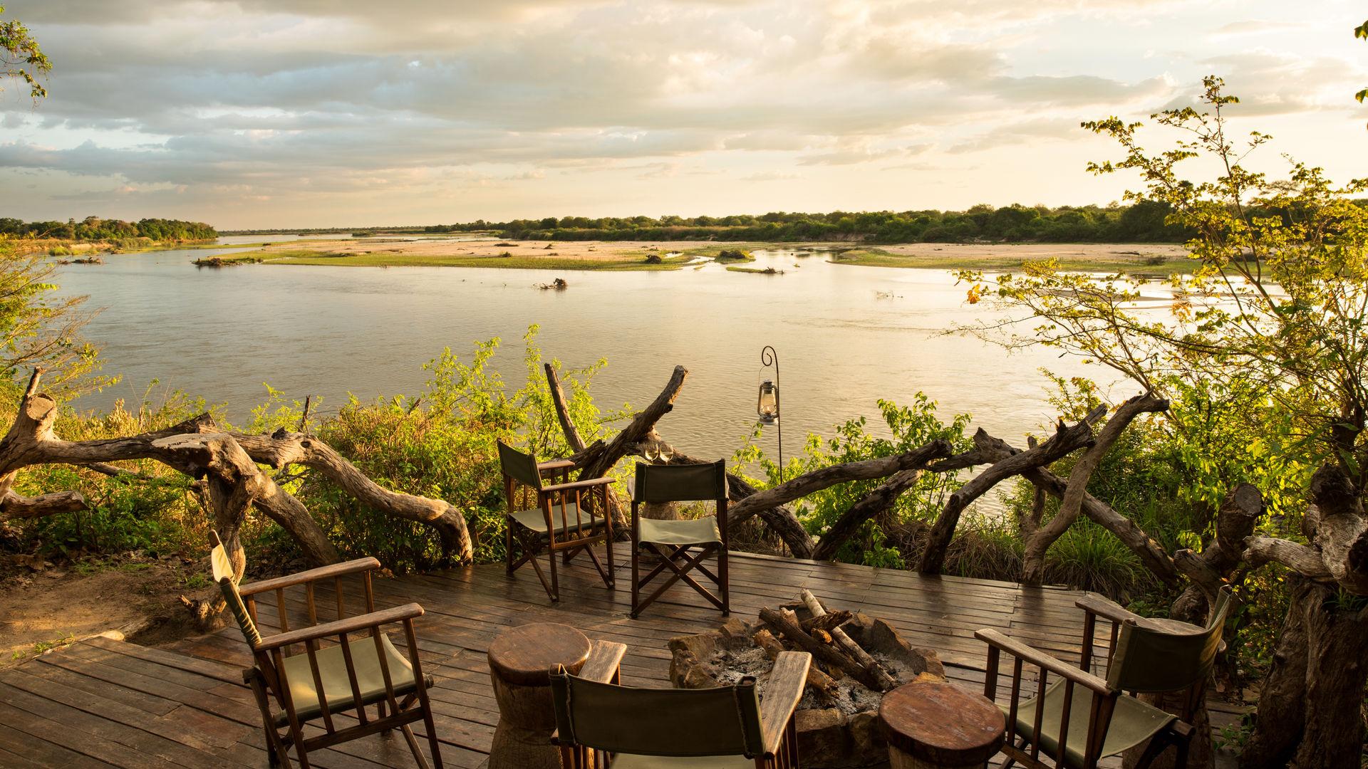 Selous River Camp » Matoke
