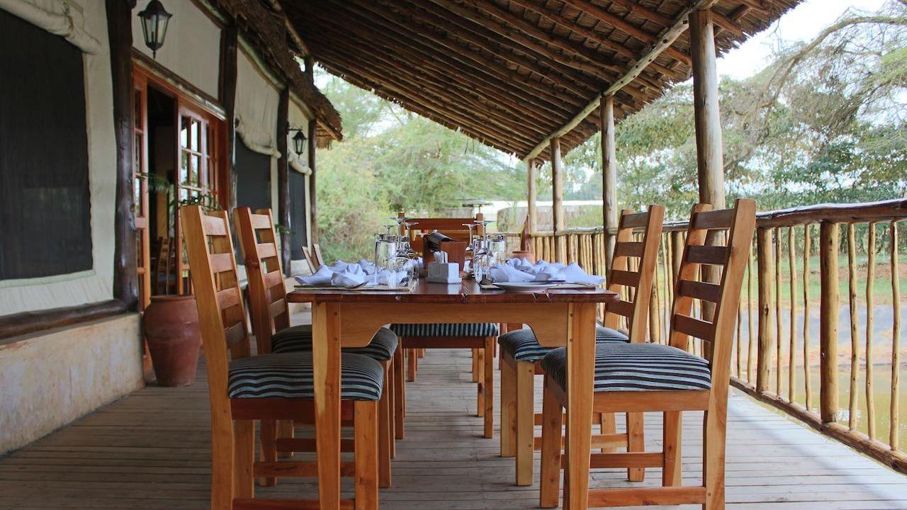 Ziwa Bush Lodge » Matoke