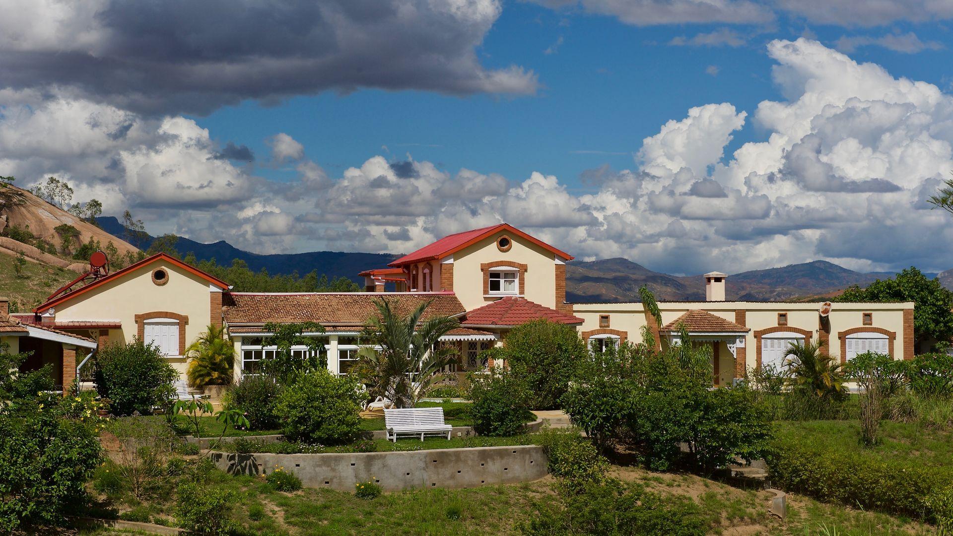 Betsileo Country Lodge - De lodge van Matoke Tours in Madagascar
