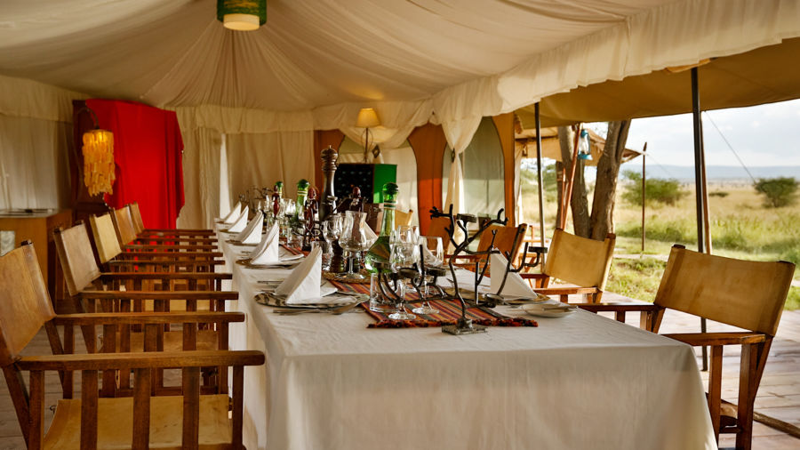 Lemala Ewanjan Tented Camp » Matoke