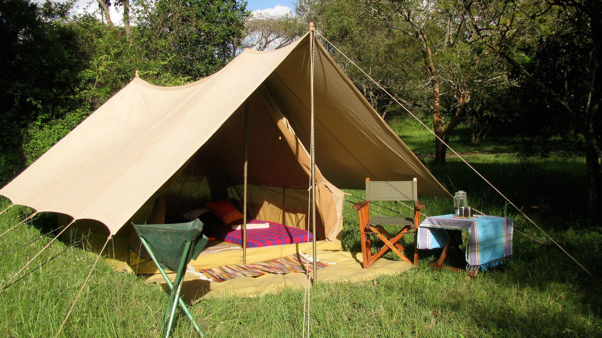 Satellite Camp » Matoke