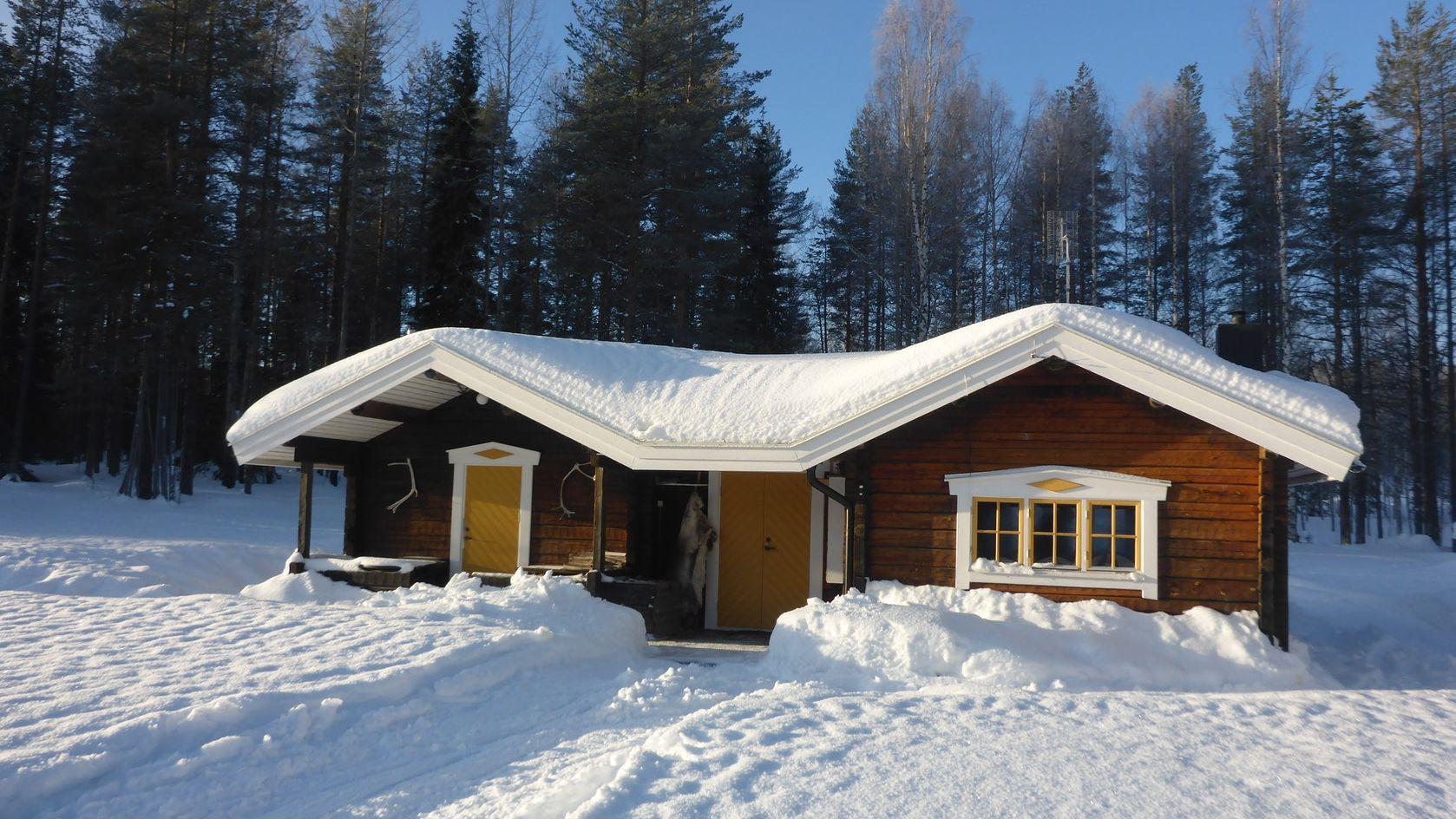 Wilderness Cabin » Matoke