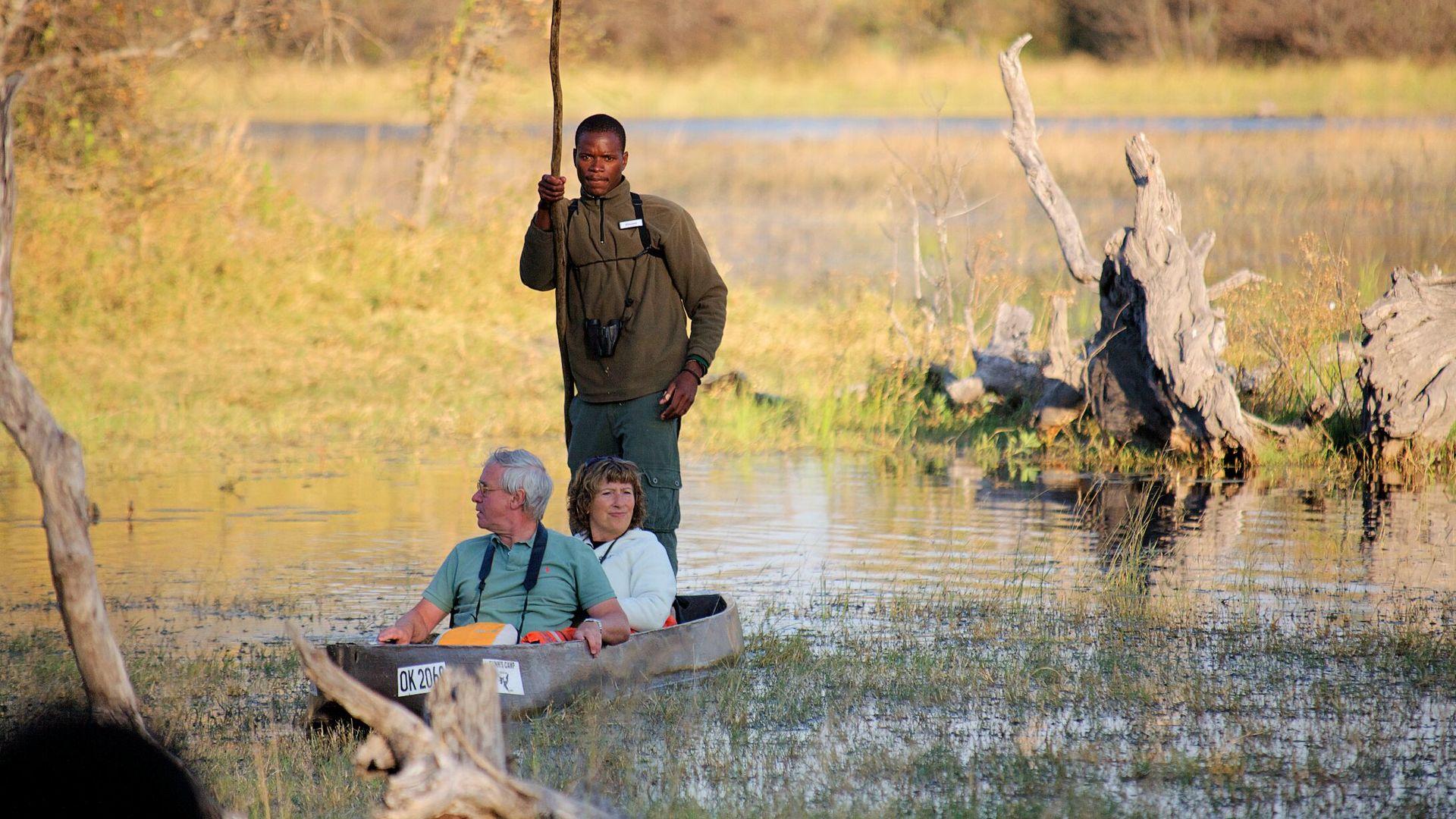 Namibie reis verlengen