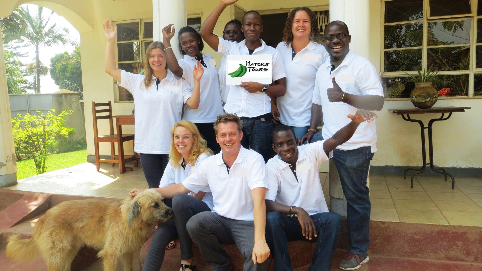 Duurzaam op reis naar Oeganda met Matoke Tours
