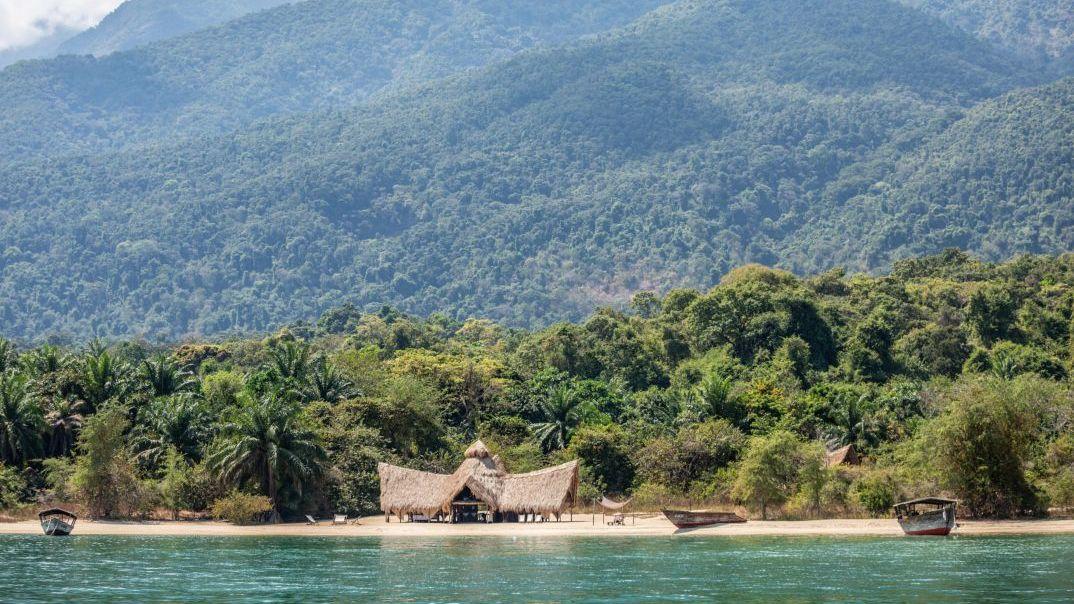 West Tanzania - Mahale Mountains, Katavi, Lake Tanganyika
