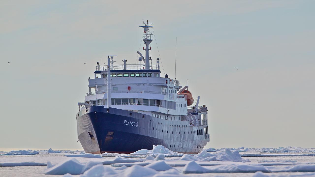 Vakantie Spitsbergen - expeditie ijsbeer