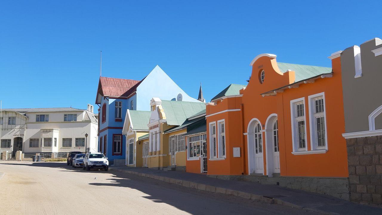Kolmanskop en Lüderitz - Sperrgebiet nationaal park - Matoke Tours