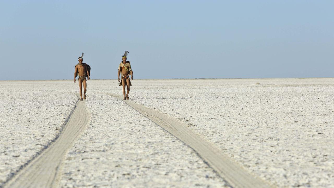 Makgadikgadi Pan en Nxai Pan - Makgadikgadi zoutpannen - Matoke Tours