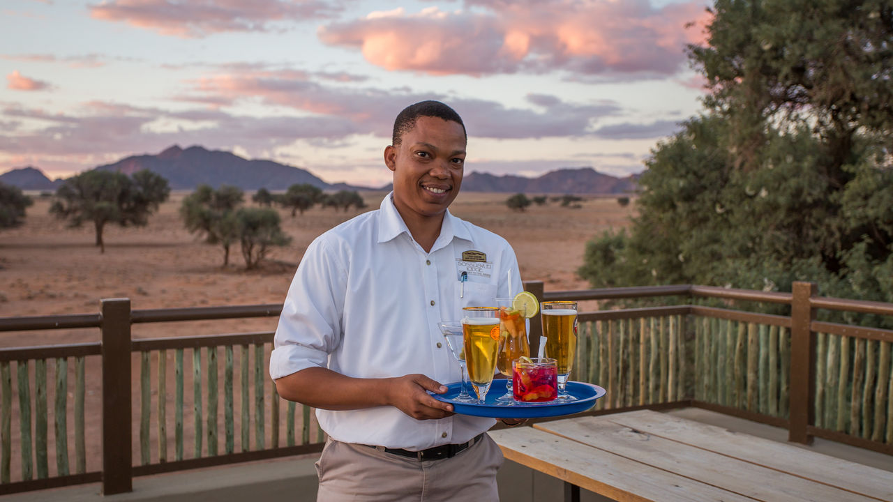 Groepsreis Namibie - kleinschalige groepsreizen naar Namibie