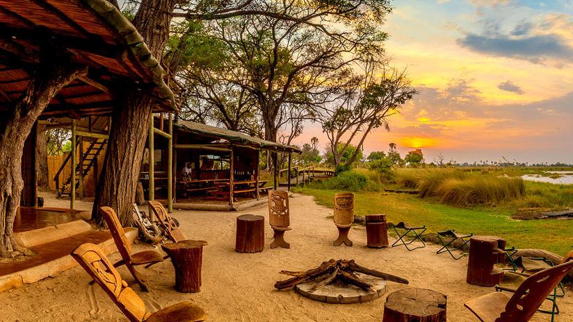 Self drive safari Namibie Botswana - Matoke Tours