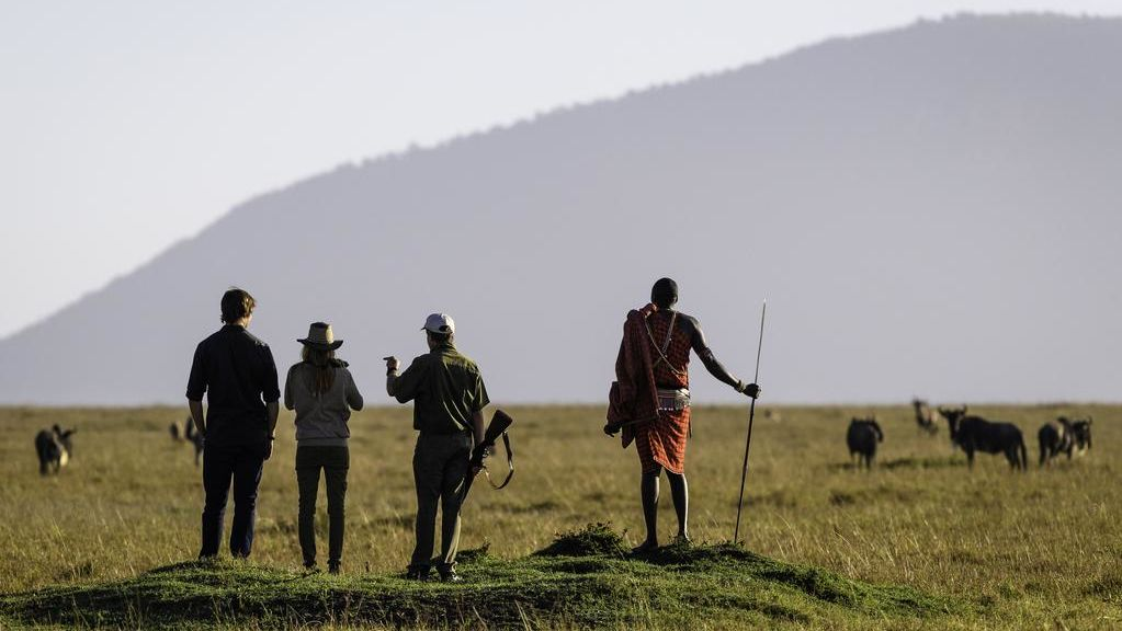 Rwanda & Kenia reis: Gorilla's met Masai Mara » Matoke