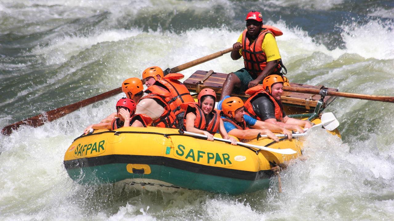 Victoria watervallen activiteiten en excursies | Matoke Tours