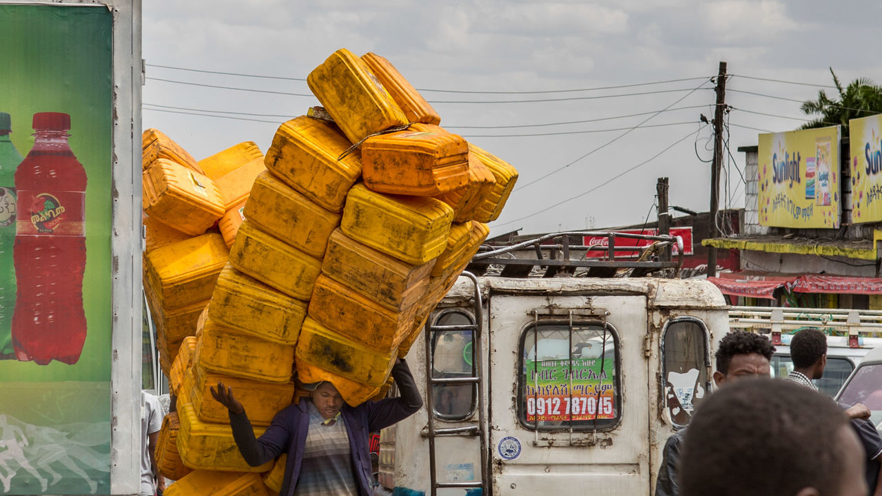 Addis Abeba Ethiopië | Matoke Tours