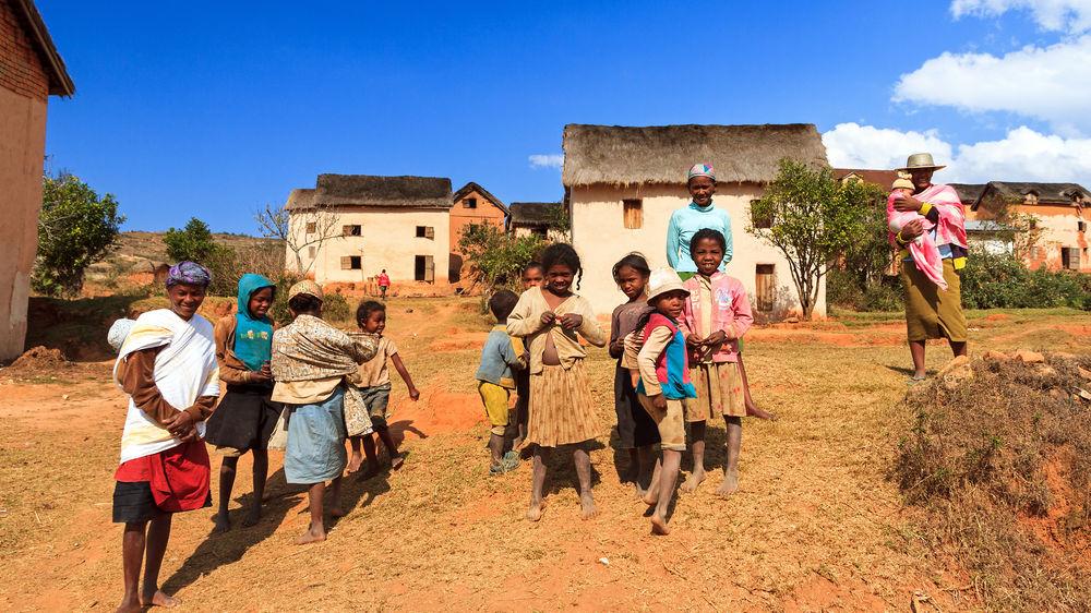 Fly & Drive route 66 Madagascar - Matoke Tours