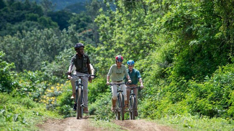 Arusha National Park - Arusha - Tanzania - Mount Meru
