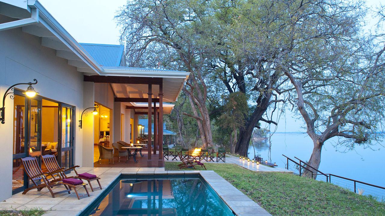 Lower Zambezi Zambia verlenging met Matoke Tours.