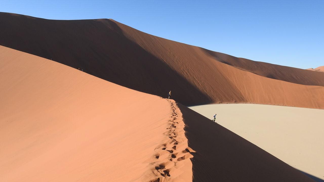Luxe safari Namibie Botswana - 19 daagse rondreis door Namibie en Botswana