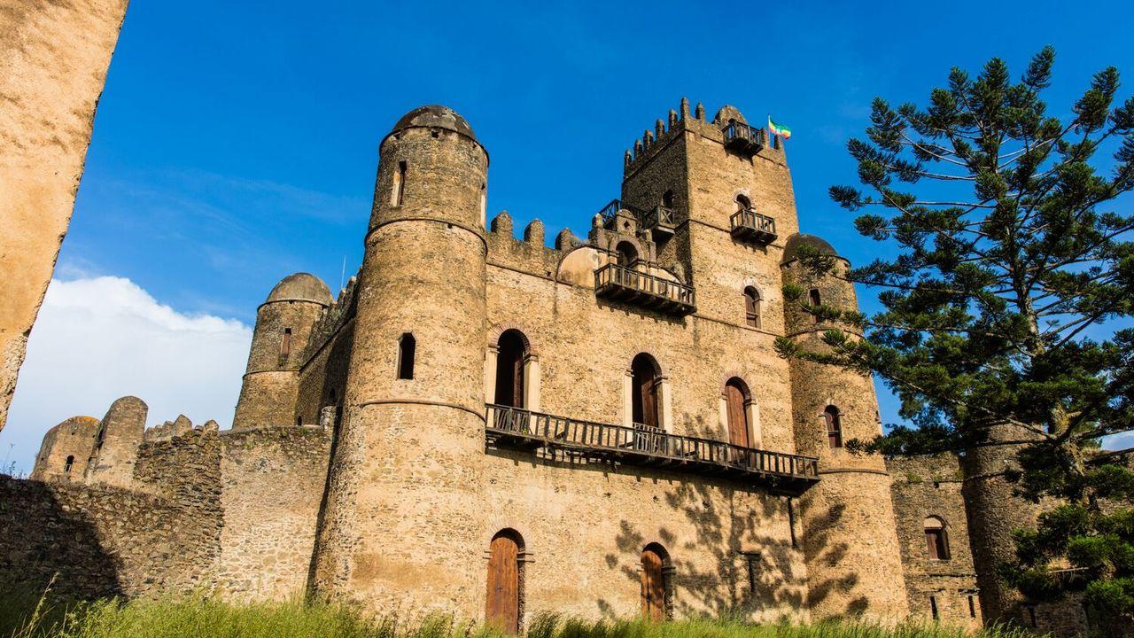 Gondar Ethiopië | Matoke Tours