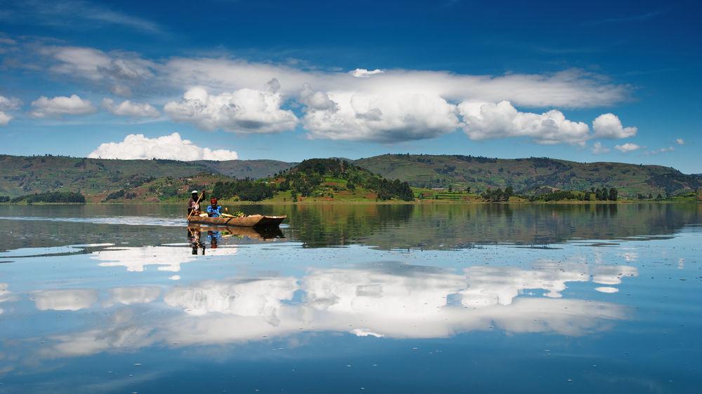 Oeganda reis – Lake Bunyonyi – Bushara Island