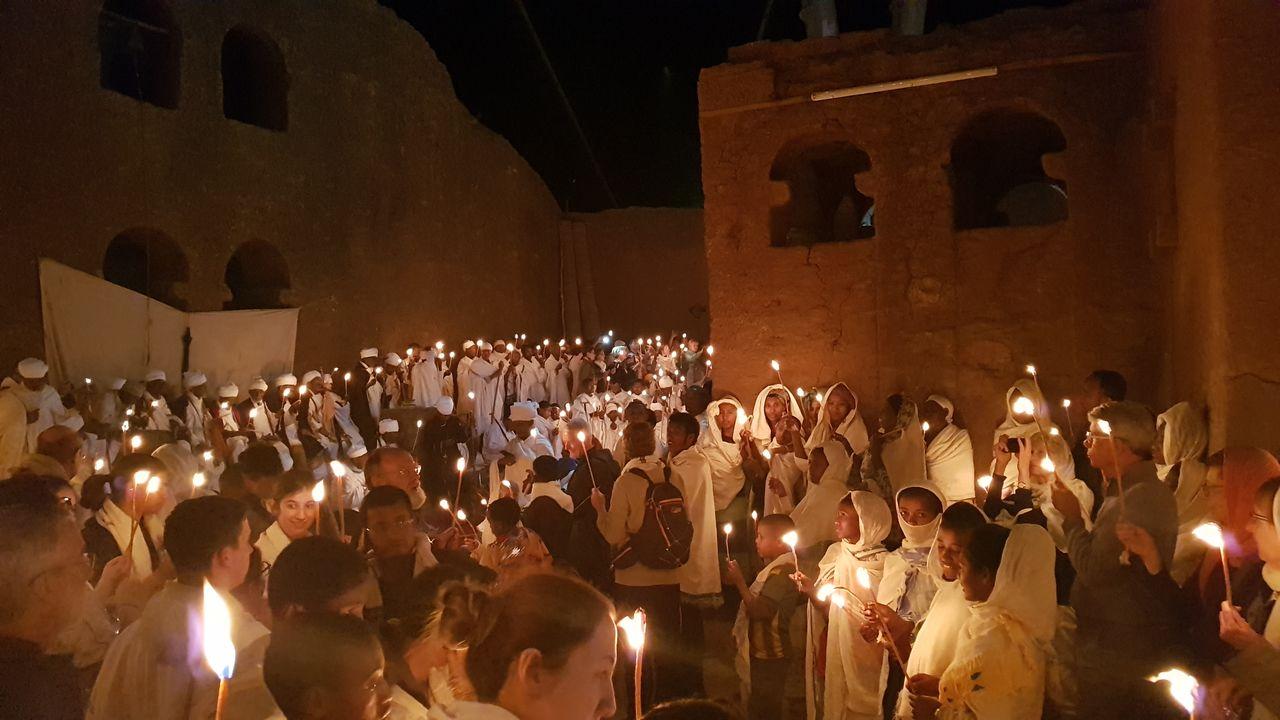 Lalibela – Rotskerken in Ethiopië | Matoke Tours