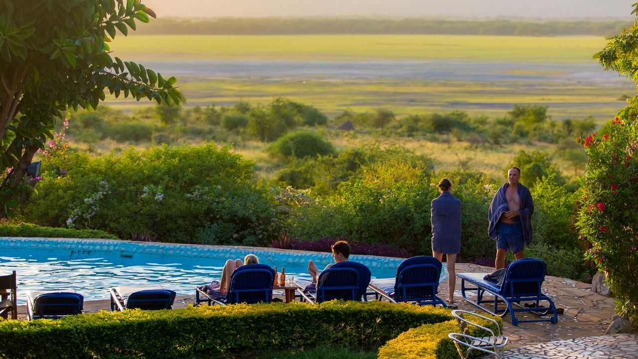 manyara wildlife camp