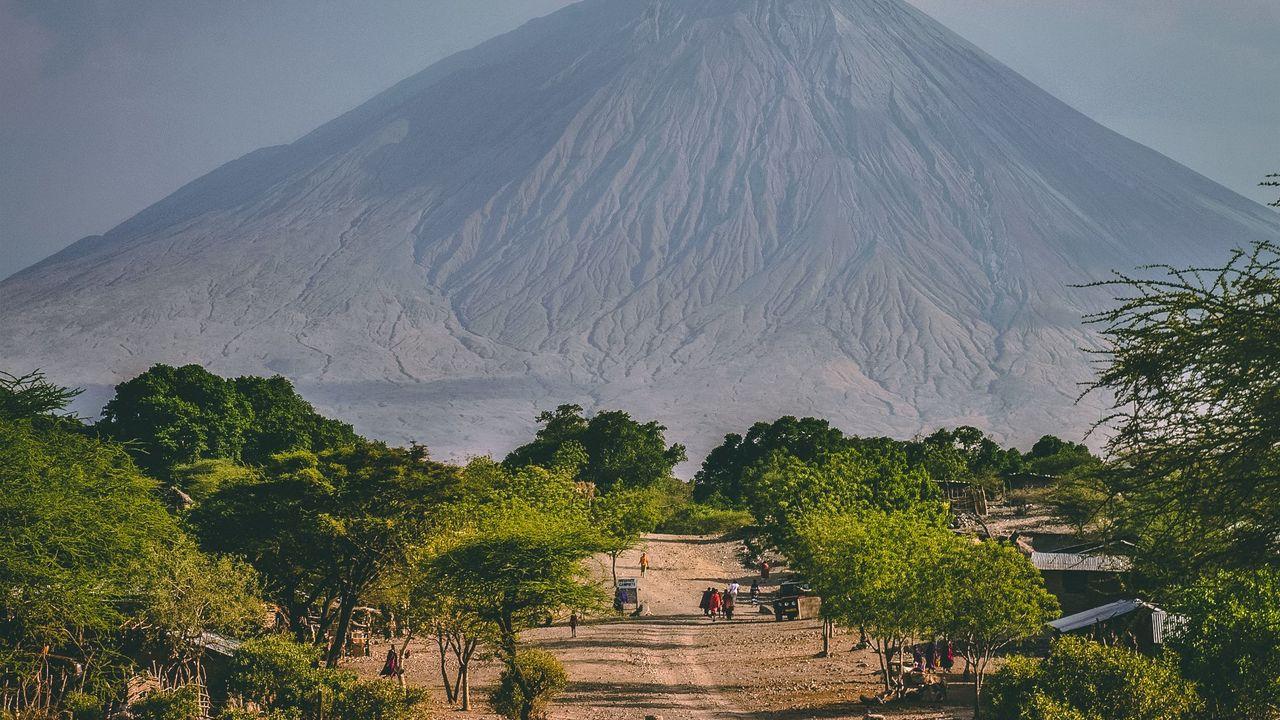 Lake Natron - Safari reizen Lake Natron Tanzania