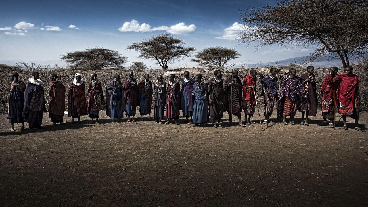 Ngorongoro krater - Ngorongoro Conservation Area - Ngorongoro crater - safari