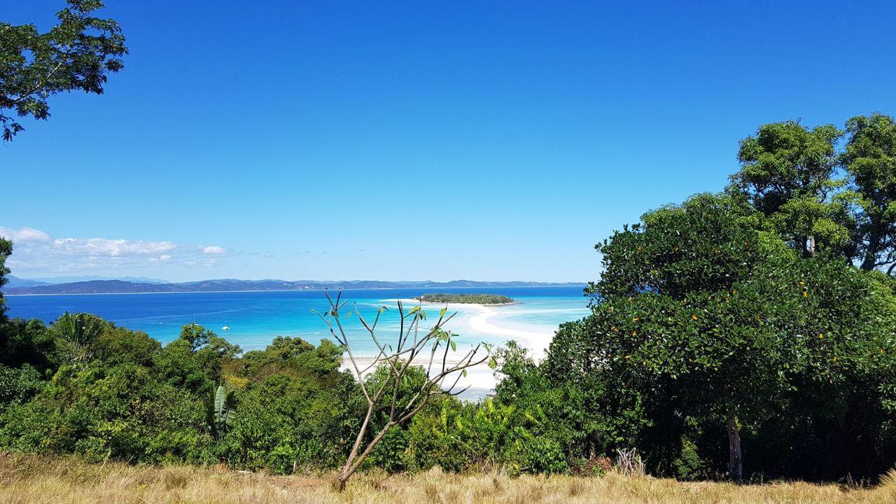 Eiland Nosy Komba - stranden nosy komba - vakantie Madagascar